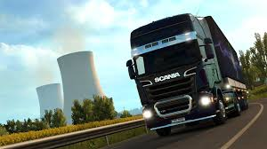 100 Euro Truck Simulator 2 Vive La France 016 Promotional Art