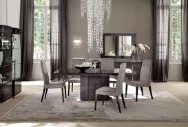 Contemporary Formal Dining Room Sets Rectangular Glass Top Table Home Decor Ideas Added White Upholstered Chairs High Back Green Chair Natural
