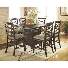 Hayley 7 Piece Counter Dining Set