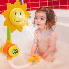 sunflower dusche wasserhahn kinder kinder baby badespielzeug