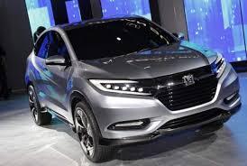 2017 Honda CRV Concept Release date