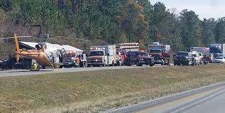 I-65 NB In Autauga County Clear Hours After Crash