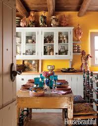 Mexican Kitchen Decor Purple Accessories Aqua Rustic Furniture