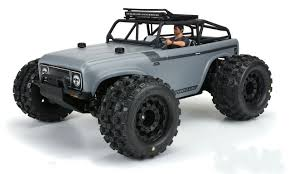 ProLine Ambush Monster Truck 4x4 With Trail Cage (PRO4005002) | Cars ...