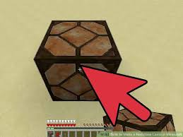 Image Titled Make A Redstone Lamp In Minecraft Step 6