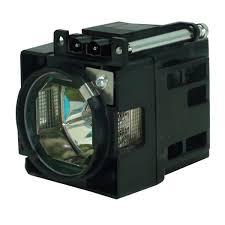 jvc pk cl120uaa pk cl120u dlp tv l bulb housing cage ebay