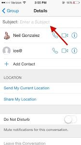 11 Hidden Features in iOS 8 s New Messages App for iPhone & iPad