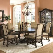 7 piece round dining room set indiepretty