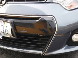 Repairing Scratches To Front Grill - Toyota Nation Forum : Toyota ...
