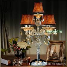2018 Contemporary Table Lamp Bedroom Led Table Lamps Candle Modern