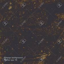 Hand Drawn Grunge Texture In Dark Olive Brown Color Watercolor Imitation Stone