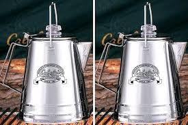 Coleman Camping Coffee Maker Brew On The Range 7 Best Makers