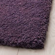 stoense teppich kurzflor lila 133x195 cm