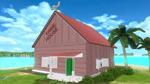 100 Kames House Kame Playable Stage Xenoverse Mods