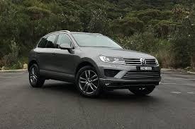 Volkswagen Touareg Adventure 2017 review
