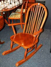 UK Auctioneers | Auction Catalogues Windsor Arrow Back Country Style Rocking Chair Antique Gustav Stickley Spindled F368 Mid 19th Century Spindle Eskdale Chairs Susan Stuart David Jones Northeast Auctions 818 Lot 783 Est 23000 Sold 2280 Rare Set Of 10 Ljg High Chairs W903 Best Home Furnishings Jive C8207 Gliding Rocker Cushion Set For Ercol Model 315 Seat Base And Calabash Wood No 467srta Birchard Hayes Company Inc