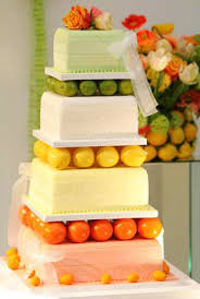 Cakes Decorated With Fruit by Wedding Cakes Decorated With Fruits The Wedding Specialiststhe