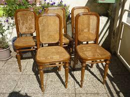 chaises thonet a vendre restauration de chaises cannées thonet le de jadis