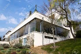 100 Villa Architect BRNO CZECH REPUBLIC APRIL 8 2019 Tugendhat By Architect