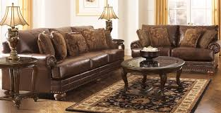 Transitional Living Room Leather Sofa by Furniture Rustic Accent Portable Coffee Table Design With Shelf