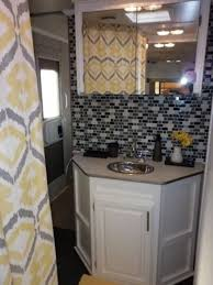 Trailer Remodel Ideas 16 Year Old Jayco Travel Gets Interior Decor Makeover Concept