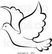 Parrot Clipart Black And White