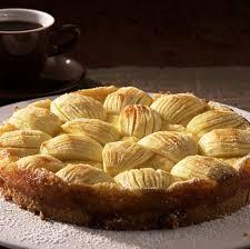pudding apfelkuchen rezept