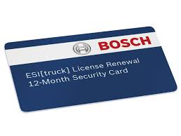 ESI[truck] 1-Year Renewal License | Bosch Diagnostics