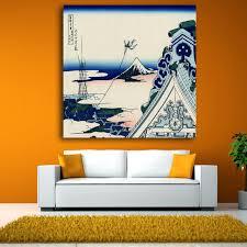 célèbre peinture japonaise ukiyo e trente six vues du mont fuji