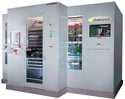 pharmacy automated dispensing system robotic robomat omnicell