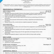 Model Resume Examples Charming E Page Professional Template