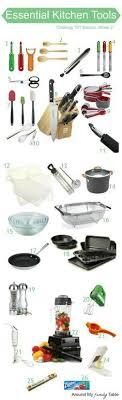 Best 25 Kitchen Essentials List Ideas On Pinterest