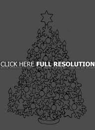 Polytree Christmas Tree Replacement Bulbs by Christmas Tree Pictures To Color Christmas Lights Decoration