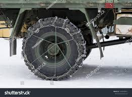 100 Snow Chains For Trucks On Tires Truck Winter Stock Photo Edit Now 1243949812