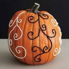 Carvable Foam Pumpkins Canada by Make These Adorable Woodland Carved Pumpkins Pumpkin Carving