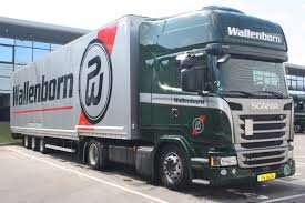 100 Truck Tracking System Wallenborn One Of Europes Fastest Growing Transport Groups Secure