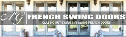 Outswing French Patio Doors by Ag Millworks French Swing Patio Doors
