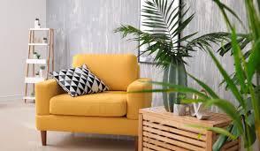 trendfarbe senfgelb zeitlose einrichtung und dekoration