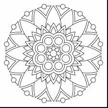 Astonishing Printable Mandala Coloring Pages With And Print