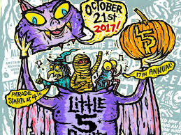 Five Points Halloween In Five by Atlanta U0027s Best Bets For Halloween And General October Revelry