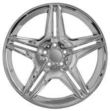 100 20 Inch Truck Rims Chrome Replica Mercedes Benz Wheels Rims Hollander 85088 555