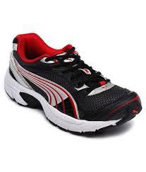 Puma Exsis II Ind Black Running Shoes Buy Puma Exsis II Ind Black