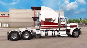 100 West Coast Trucking Skin For The Truck Peterbilt 389 For American Truck Simulator