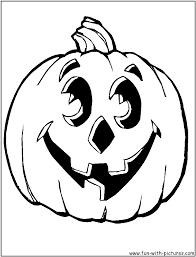 Download Coloring Pages Free Jack O Lantern Pumpkin Printable Colouring