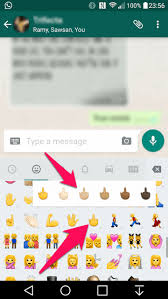 How to Get the Middle Finger Emoji on Android and iPhone
