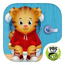 100 Truck Stop App Daniel Tigers Go Potty Mobile Downloads PBS KIDS