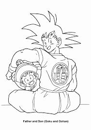 Coloriage Dbz Le Meilleur De Coloriage De Dragon Ball Super Cool All