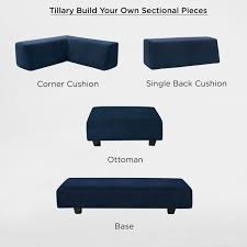West Elm Tillary Sofa Covers by Furniture West Elm Sofa Cover Tillary Sofa West Elm Sectional