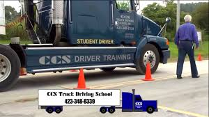 100 Area Truck Driving School CCS Fall Branch TN 4233488339 On Vimeo