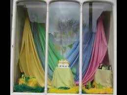 Easter Window Display Decorating Ideas